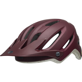 Bell 4Forty MIPS Casque, virago matte/gloss maroon/slate/sand